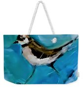 I See You Said The Killdeer As She Passed By Weekender Tote Bag