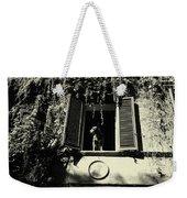 I Shot #9 Weekender Tote Bag
