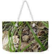 I Spy -  Morel Mushroom Weekender Tote Bag