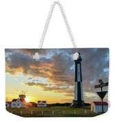 I Stand Relieved Weekender Tote Bag