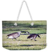 I Stuck My Neck Out For You Weekender Tote Bag