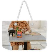 I Thought She Was Real Weekender Tote Bag