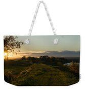 I Walked This Path Today And It Was Beautiful Weekender Tote Bag