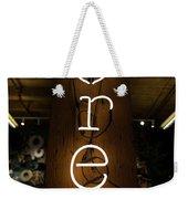 I Want... Weekender Tote Bag