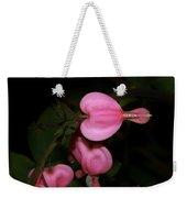 I Want To Bloom My Way Weekender Tote Bag
