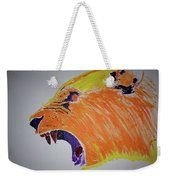 I Will Eat You Weekender Tote Bag