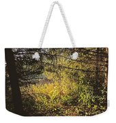 I Would Be The Shadow Of Your Light Weekender Tote Bag