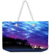 I70 West Ohio Weekender Tote Bag