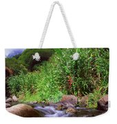 Maui Hawaii Iao Valley State Park Weekender Tote Bag