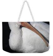 Ibis Pose Weekender Tote Bag