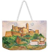 Ibiza Old Town Unesco Site Weekender Tote Bag