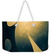Icarus Journey To The Sun Weekender Tote Bag