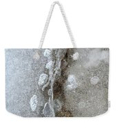 Ice And The Beach Three  Weekender Tote Bag