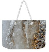 Ice And The Beach Two  Weekender Tote Bag