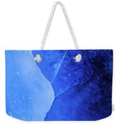 Ice Art #222 Weekender Tote Bag