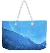 Ice Art #224 Weekender Tote Bag