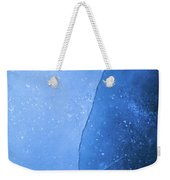 Ice Art #226 Weekender Tote Bag