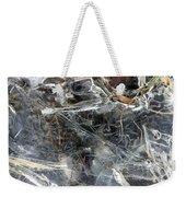 Ice Art I Weekender Tote Bag