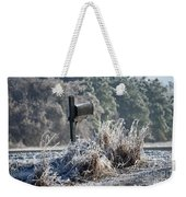 Ice Box Weekender Tote Bag