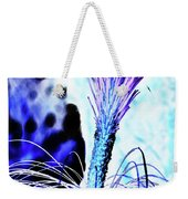 Ice Brush Weekender Tote Bag