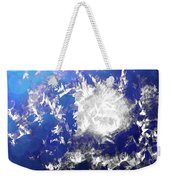 Ice Burst Weekender Tote Bag