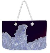 Ice Cliff  Weekender Tote Bag