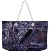 Ice-cold Gothic Night Weekender Tote Bag