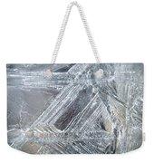 Ice-cold Morning Fantasy Weekender Tote Bag