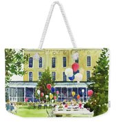 Ice Cream Social And Strawberry Festival, Lakeside, Oh Weekender Tote Bag