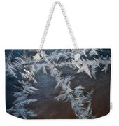 Ice Crossing Weekender Tote Bag