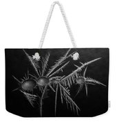 Ice Crystals ... Weekender Tote Bag
