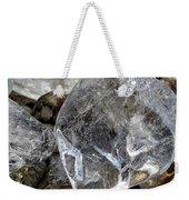 Ice II Weekender Tote Bag