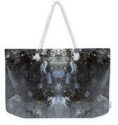Ice Mass Two  Weekender Tote Bag