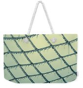 Ice Melting In The Sun Weekender Tote Bag