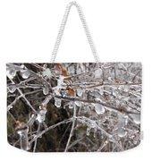Ice Pearls Weekender Tote Bag