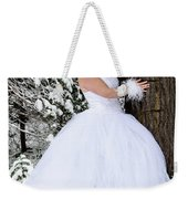 Ice Princess Sara 10 Weekender Tote Bag
