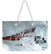 Ice Queen Express Weekender Tote Bag