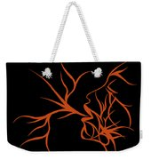 Ice Queen Weekender Tote Bag