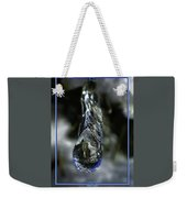 Ice Reflect Weekender Tote Bag