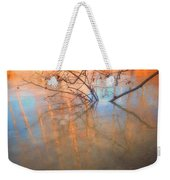 Ice Reflections 2 Weekender Tote Bag