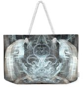 Ice Temple Weekender Tote Bag
