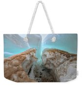 Ice Tooth Weekender Tote Bag