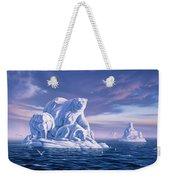Icebeargs Weekender Tote Bag by Jerry LoFaro