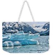 Iceberg Glacier Alaska  Weekender Tote Bag