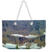 Iceberg Lake Weekender Tote Bag