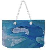 Iceberg Window Weekender Tote Bag