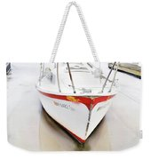 Iced In Weekender Tote Bag