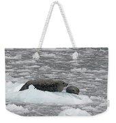 Iced Mother Weekender Tote Bag