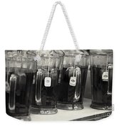 Iced Tea In Pitchers Weekender Tote Bag
