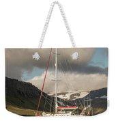 Iceland 30 Weekender Tote Bag